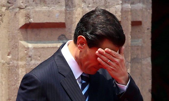 Enrique Peña Nieto FOTO: VIVE HOY