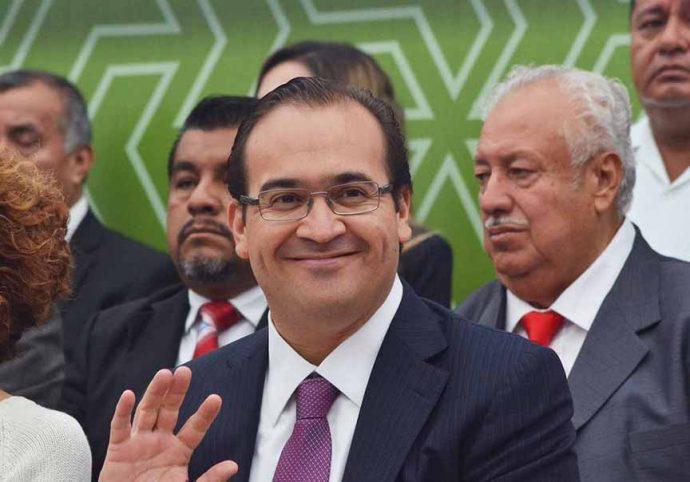 Xalapa, Ver.- El gobernador Javier Duarte de Ochoa FOTO: PATTY BARRADAS/FOTOVER